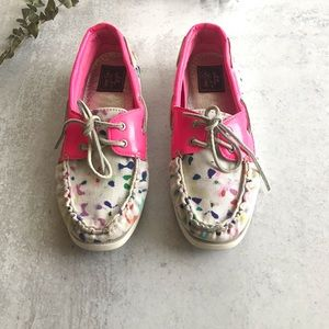 MILLY FOR SPERRY Authentic Original Boat Shoe 9